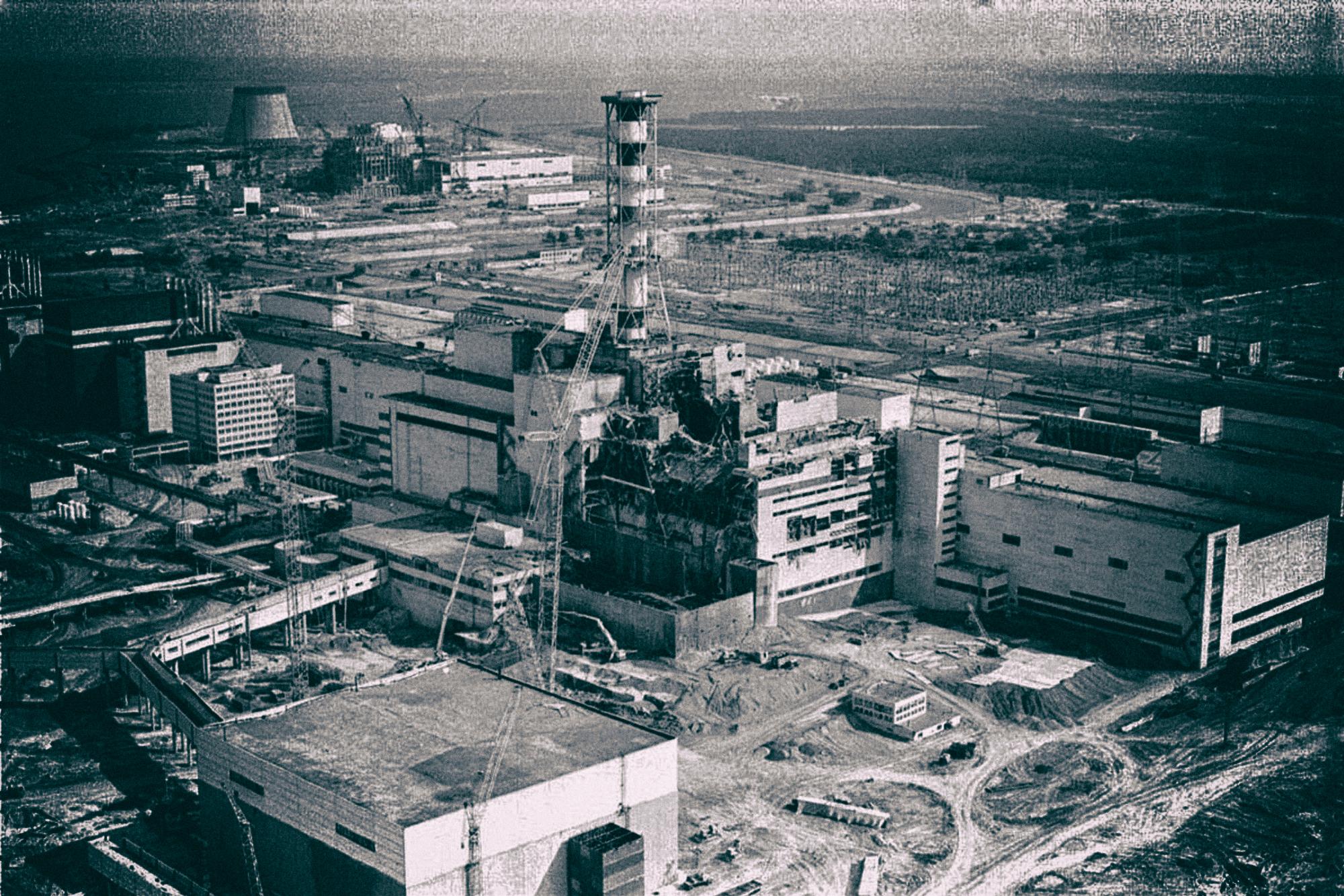 31-ая годовщина аварии на ЧАЭС