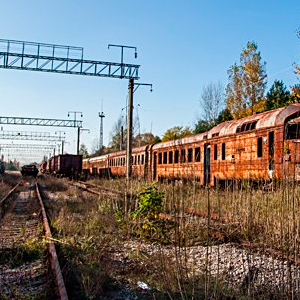 Станция Янов