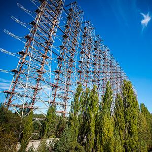Экскурсии на военный объект ЗГРЛС «Дуга-1» или Чернобыль-2