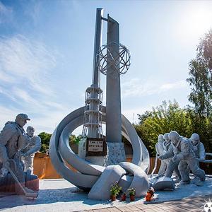 Пожарная часть г. Чернобыль
