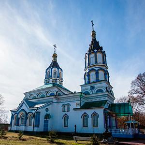 Свято-Ильинский храм (г. Чернобыль)