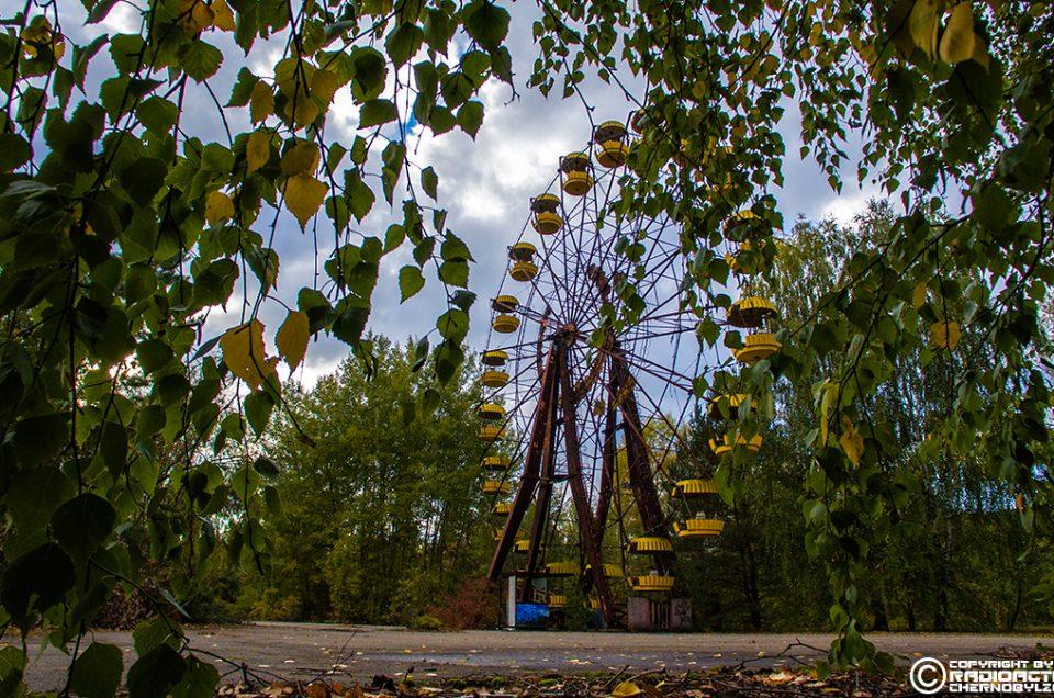 Осень - самая лучшая пора для экскурсии в Чернобыль