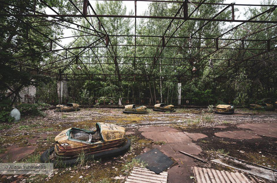 Надати об'єктам Чорнобиля статус Місця світової спадщини ЮНЕСКО