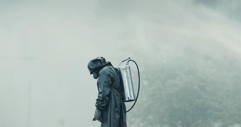 """Сериал от HBO """"Чернобыль"""""""