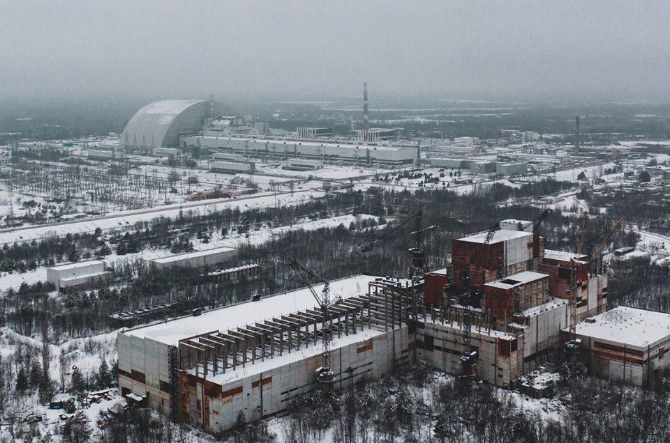 Зимние экскурсии в Чернобыль и Припять
