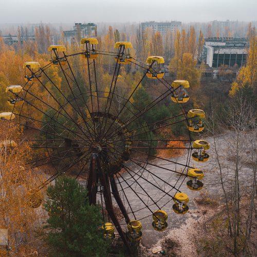 Чертово колесо в Припяти