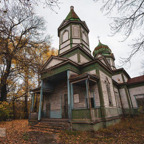 Церковь в с. Красно
