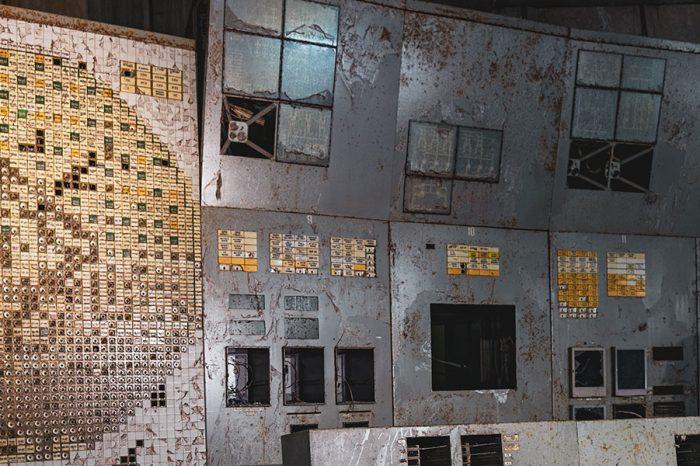 Тур на ЧАЭС с БЩУ – 4 и центральным реакторным залом 3 блока