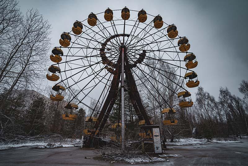 Рекомендации при посещении Чернобыльской зоны в условиях карантина