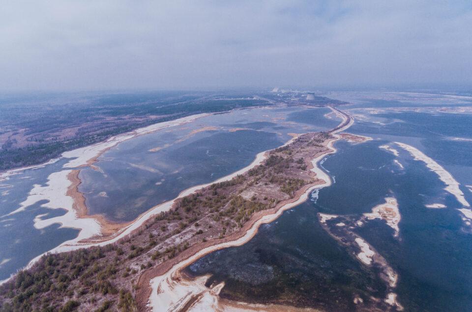 История про ядерное озеро ЧАЭС, или пруд-охладитель