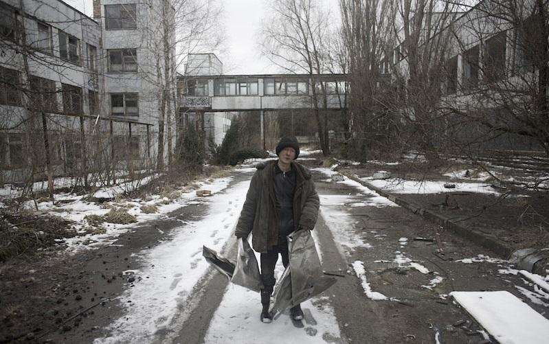 Металлисты в Припяти