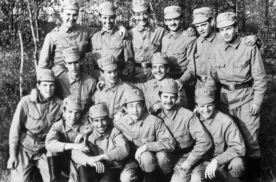 Партизаны Чернобыльской войны