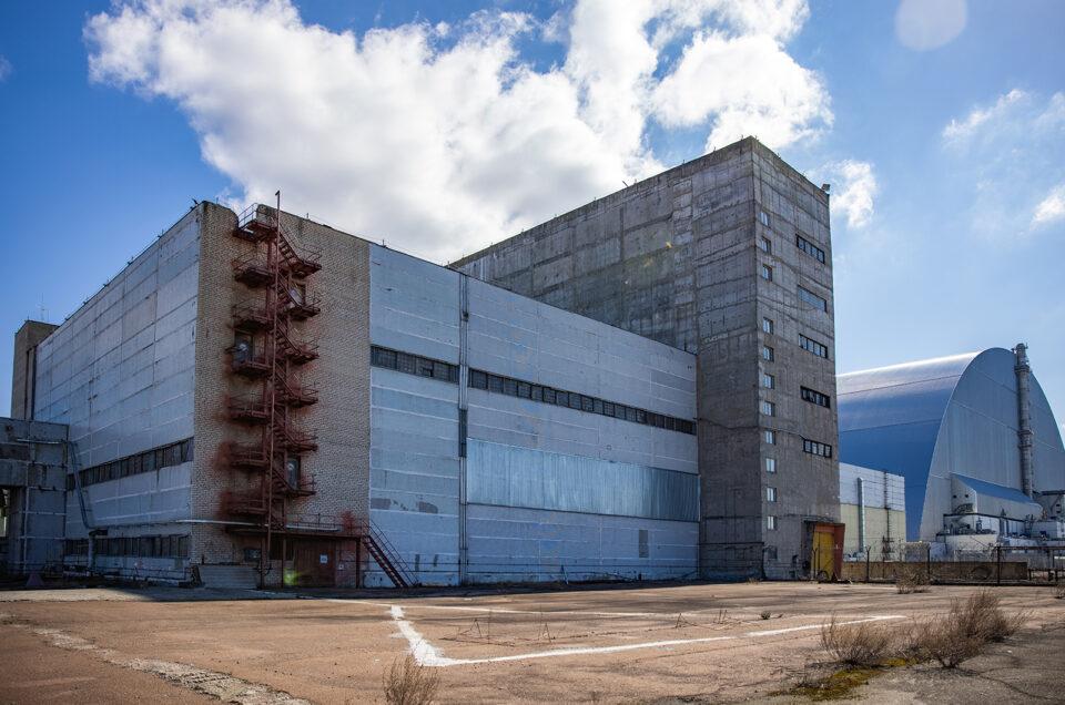 Хранилище отработавшего ядерного топлива ХОЯТ – 1
